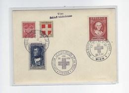 Exposition De La Croix-Rouge 22 Juillet 1951 - Croix-Rouge