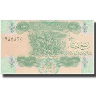 Billet, Iraq, 1/4 Dinar, KM:77, NEUF - Iraq