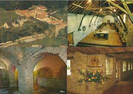 5330 - Lot De 8 CPM Monastère Des Bénédictines De Martigné Briand - 2 Scans - France