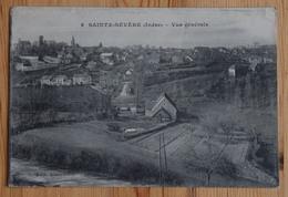 36 : Sainte-Sévère / Ste-Sévère-sur-Indre - Vue Générale - (n°15490) - Andere Gemeenten