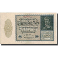 Billet, Allemagne, 10,000 Mark, 1922, KM:72, SUP - [ 3] 1918-1933 : República De Weimar
