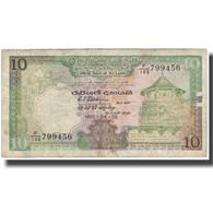 Billet, Sri Lanka, 10 Rupees, 1990-04-05, KM:96e, TB - Sri Lanka