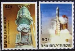 REP.CENTRAFRICAINE                    N° 265/266                    NEUF** - Centrafricaine (République)