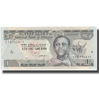Billet, Éthiopie, 1 Birr, 2006, 2006, SPL+ - Etiopía