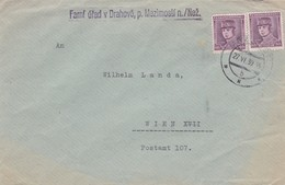 Brief Aus Mezimostl 1939 - Briefe U. Dokumente