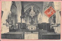 Urvillers - Intérieur De L'Eglise P D - Francia