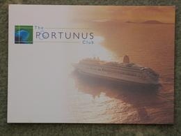 P+O PORTUNUS CLUB - Steamers