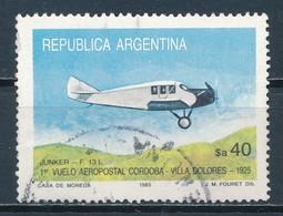 °°° ARGENTINA - Y&T N°1458 - 1985 °°° - Argentina