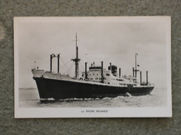 FURNESS WITHY PACIFIC RELIANCE RP - Cargos