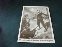 60° ANNIVERSARIO DEL SACRIFICIO SI SALVO ACQUISTO CARABINIERI SEZ. FIGLINE VALDARNO 2003 - Patriotiques
