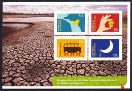 Australia - MNH - Sheetlet - Drought - Water Conservation - Klima & Meteorologie