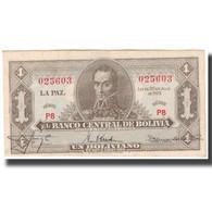 Billet, Bolivie, 1 Boliviano, 1928-07-20, KM:119a, SUP - Bolivie