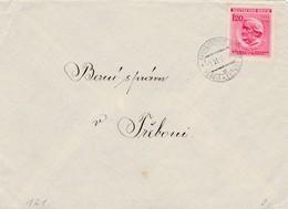 Böhmen Und Mähren - Brief Aus Frohenbruck 1943 - Bohemia & Moravia