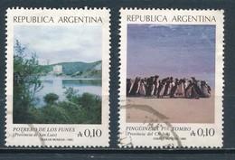 °°° ARGENTINA - Y&T N°1508/10 - 1985 °°° - Gebraucht