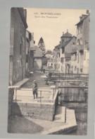 CPA (25) Montbéliard - Quai Des Tanneurs - Montbéliard