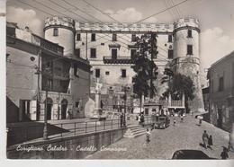 CORIGLIANO CALABRO COSENZA  CASTELLO COMPAGNA + AUTO - Cosenza
