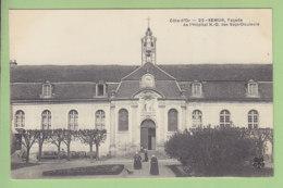SEMUR : Façade De L'Hôpital Notre Dame Des Sept Douleurs. TBE. 2 Scans. Edition MTIL - Semur