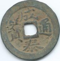 Vietnam - Annam - French - ND (1888-1907) - 10 Cash - Thanh Thai - KM628 - Vietnam