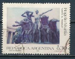 °°° ARGENTINA - Y&T N°1535 - 1986 °°° - Argentina