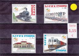 Etiopia -  Serie Completa  Nueva**     - 7/4300 - Etiopía