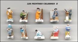 Série Complète - Peintres Célèbres - 2006 - Fèves