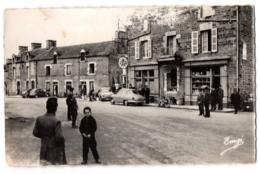 CPSM PF 35 - MARCILLE-RAOUL (Ille Et Vilaine) - 792. Le Bourg (animée) - Frankrijk