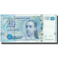 Billet, Tunisie, 10 Dinars, 2013-03-20, TTB - Tunisie