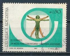 °°° ARGENTINA - Y&T N°1593 - 1987 °°° - Gebraucht