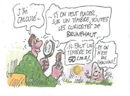 Curiosités De Brunehaut (Belgique) - Timbres (représentations)