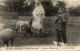 CATECHISME MISSIONNAIRES DE MARIE IMMACULEE BANGALORE HINDOUSTAN LA PETITE BERGERE - India
