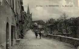 DONZENAC LE BOULEVARD - Frankreich