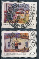 °°° ARGENTINA - Y&T N°1616/17 - 1988 °°° - Used Stamps