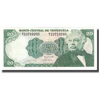 Billet, Venezuela, 20 Bolivares, 1990-05-31, KM:63c, NEUF - Venezuela