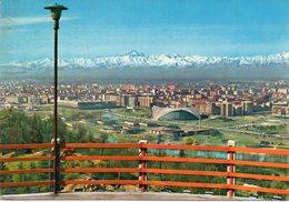 Torino - Panorama Dal Parco Europa - Fg Vg - Parcs & Jardins