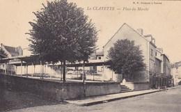 Saône-et-Loire - La Clayette - Place Du Marché - France