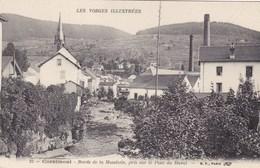 Vosges - Cornimont - Bords De La Moselotte, Pris Sur Le Pont Du Daval - Cornimont