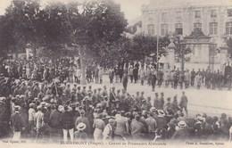 Vosges - Remiremont - Convoi De Prisonniers Allemands - Remiremont