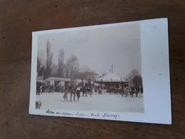 Cartolina Postale Fotografica 1902, Firenze, Porta Al Prato, Fiera Dei Signori - Firenze (Florence)