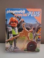 PLAYMOBIL Numéro 5293 BOITE NON OUVERTE  Figurine SPÉCIAL PLUS Guerrier Celte Avec Armes - Playmobil