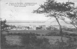 Environs De Cherbourg - QUERQUEVILLE - Le Hameau De La Mer Et Le Fort Chavagnac Vus De Hainneville - France