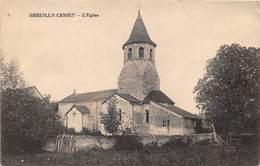 BREUILLY-CESSET - L'Eglise - Altri Comuni