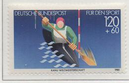 PIA - GERMANIA : 1985 : A Profitto Dell' Associazione Per L'aiuto Allo Sport  - (Yv 1071) - Canottaggio