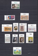 BRD - 1980 - Ecken - Rand - Sammlung - Postfrisch - 25 Euro - BRD