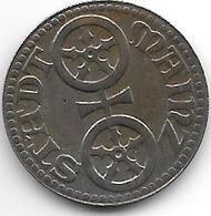 Notgeld Mainz 10 Pfennig 1918 Fe  8711.5 / F 314.4a - [ 2] 1871-1918: Deutsches Kaiserreich
