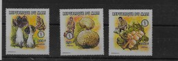 Serie De Mali Nº Yvert 1118/20 ** SETAS (MUSHROOMS) OFERTA (OFFER) - Mali (1959-...)