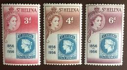 St Helena 1956 Stamp Centenary MNH - Saint Helena Island