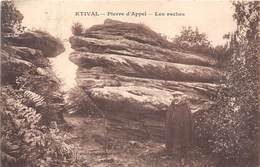 88-ETIVAL- PIERRE D'APPEL- LES ROCHES - Etival Clairefontaine