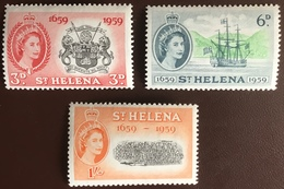 St Helena 1959 Tercentenary Of Settlement MNH - Saint Helena Island