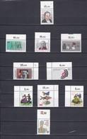 BRD - 1981 - Ecken - Rand - Sammlung - Postfrisch - 25 Euro - BRD