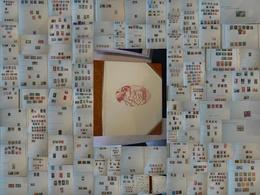 ALGERIE - MAROC - TUNISIE - Collection De Timbres Anciens Dans Un Album Thiaude - Neufs Et Oblitérés - Stamps